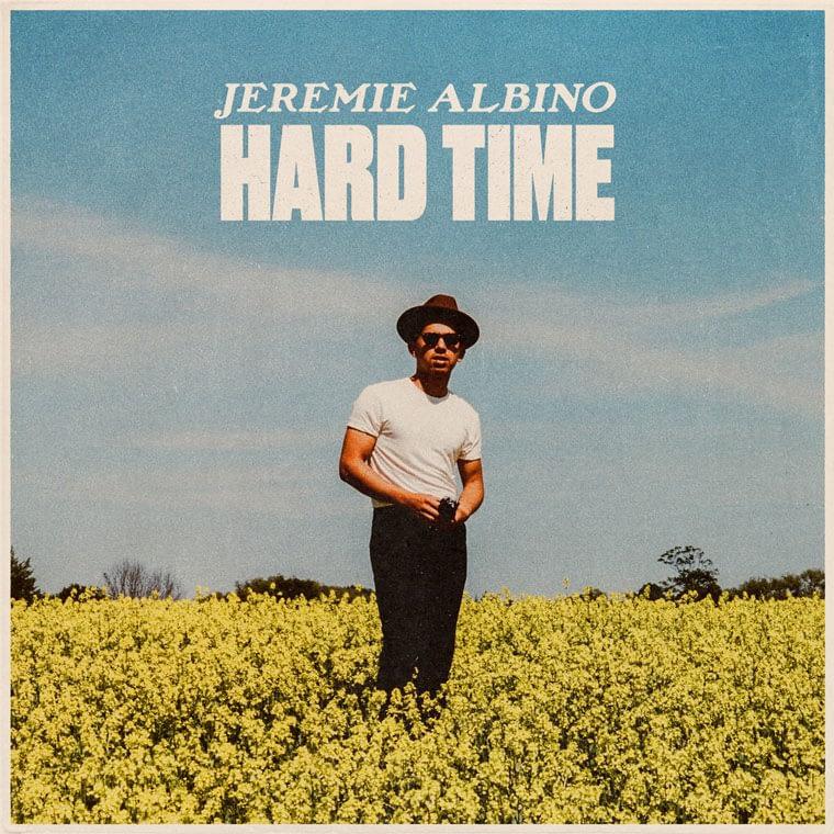 """Hard Time"" Album Art"
